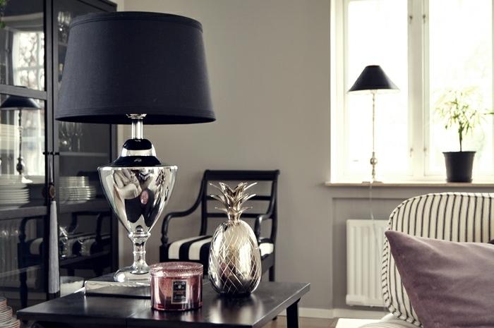 Wohnzimmer Tischlampe.