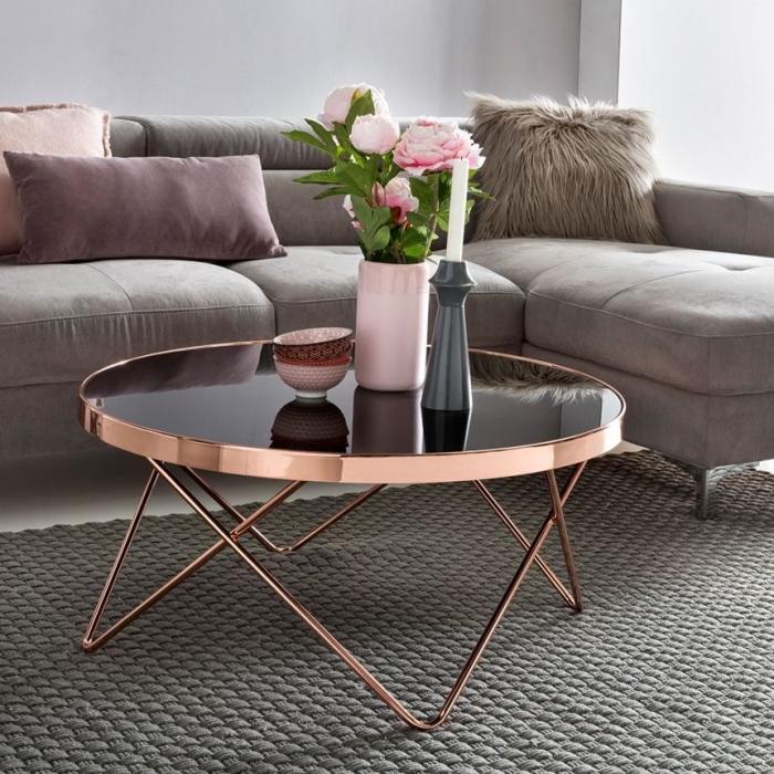 zimmer deko ideen dekorationen für das zuhause, kleiner tisch, kaffeetisch