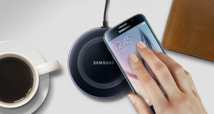 Samsung Wireless Ladestation ist kompatibel mit allen Samsung Devices