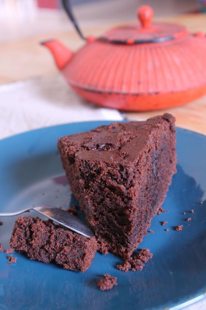 Low Carb Kakaokuchen, schmackhaft