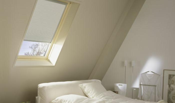 Wohlfühlklima in Ihrer Dachwohnung mit Dachfenster Rollo schaffen ...