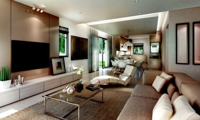 Deko Für Wohnzimmer Selber Wählen Und Gestalten, Grüne Aquarium Oder  Pflanzen