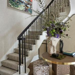 Treppenaufgang gestalten -  Tipps und Bilder zum inspirieren