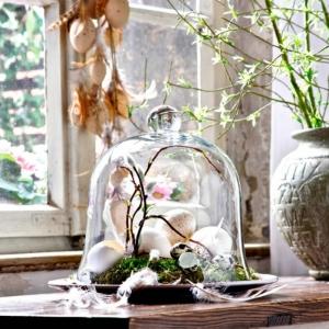 Fensterdeko Ostern - wunderschöne Bastelideen zum Osterfest