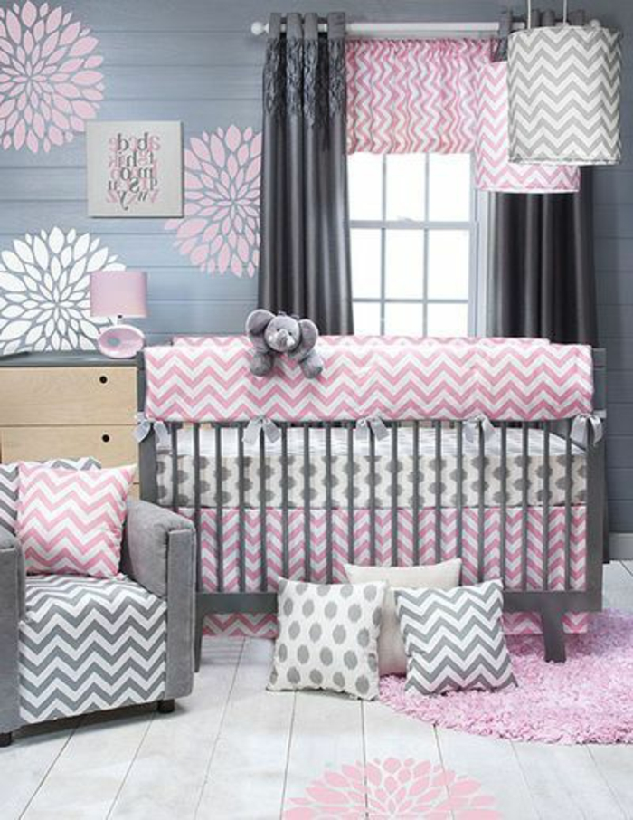 grau rosa zimmer alle ihre heimat design inspiration. Black Bedroom Furniture Sets. Home Design Ideas