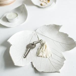 Basteln mit Blättern: viele Bastelideen für Erwachsene und Kinder