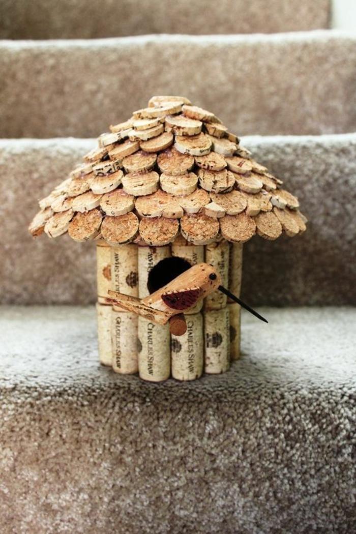 vogelhaus, diy vogelhäuschen, vogel, futterhaus selber machen