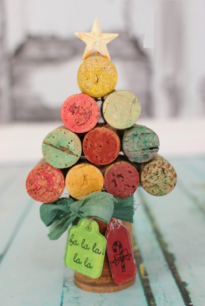 weihnachtsbaum, tannenbaum, weihnachtsschmuck, grüne schleife, diy