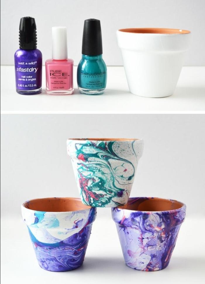 1001 ideen f r blument pfe dekorieren mit stil und lust for Blumentopf dekorieren anleitung
