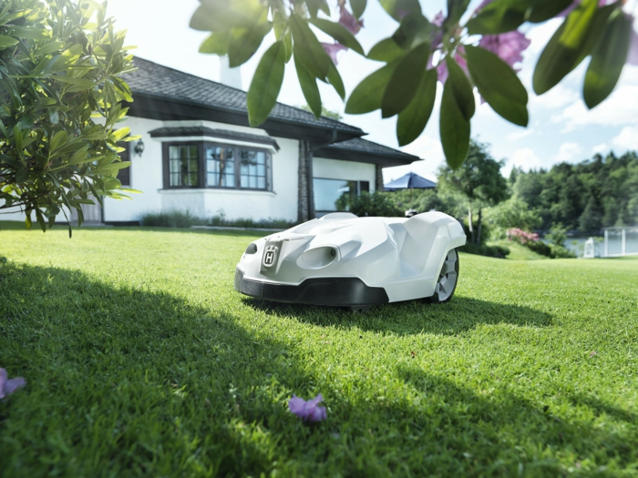 die neueste Entscheidungen zum Mähen - englischer Rasen und Roboter