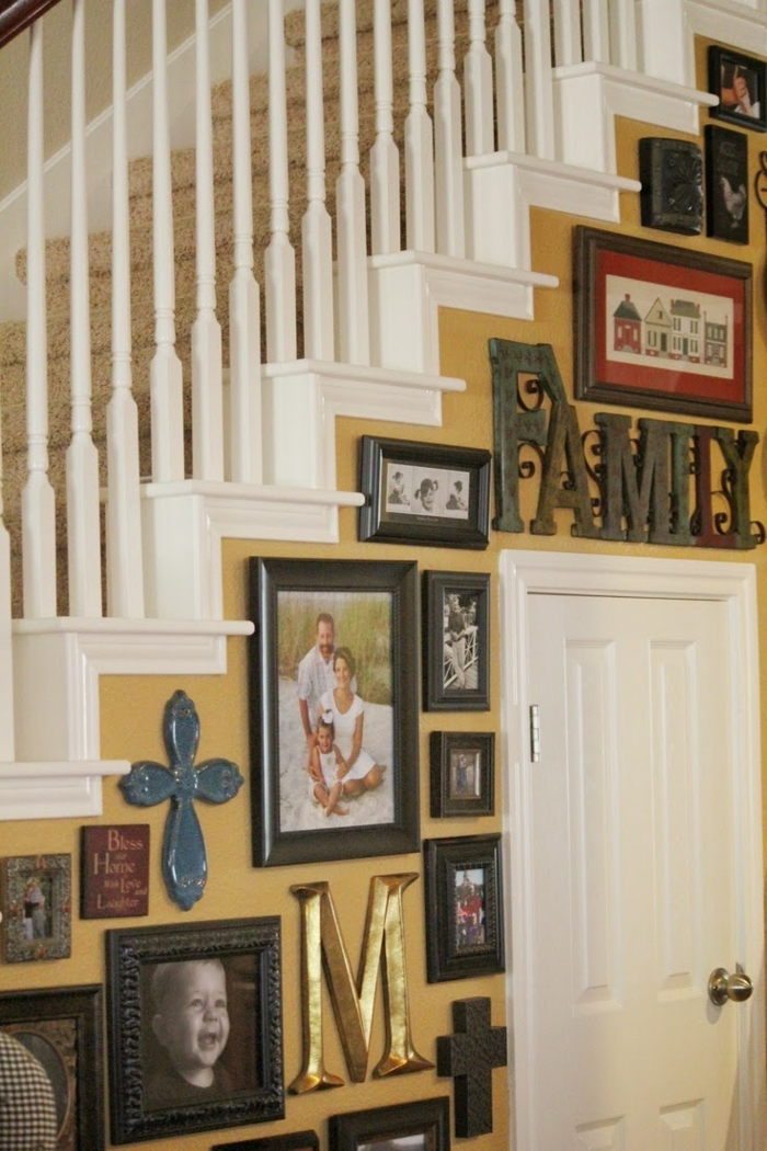 1001 ideen f r treppenhaus dekorieren zum entnehmen. Black Bedroom Furniture Sets. Home Design Ideas