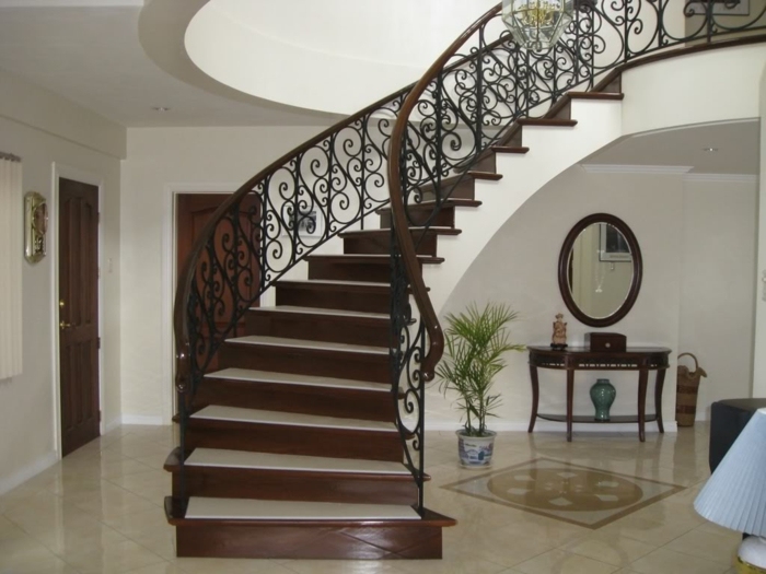 1001 ideen f r treppenhaus dekorieren zum entnehmen for Bilder treppenhaus