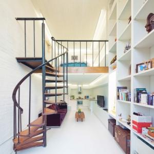 Treppenhaus dekorieren - die 10 besten Ideen und 100 Inspirationen