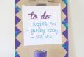 Schulsachen verschönern – ein paar Anleitungen zum lustigen Schuljahr