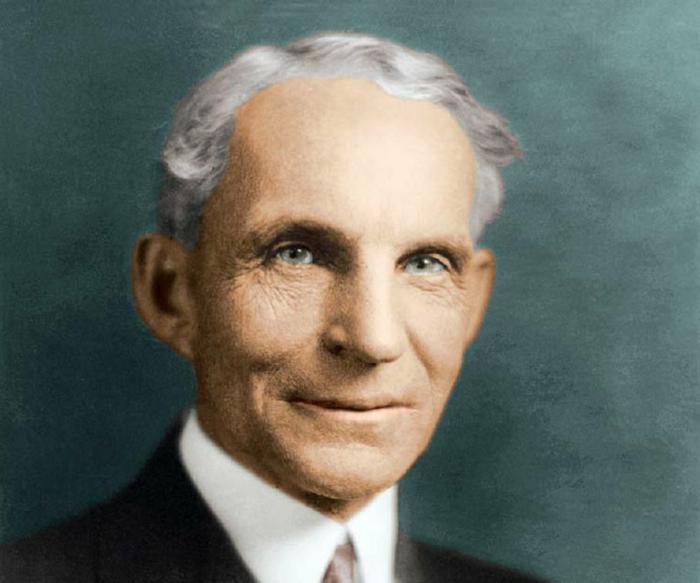 henry ford - der mann, der den automobilhersteller ford motor company gründete