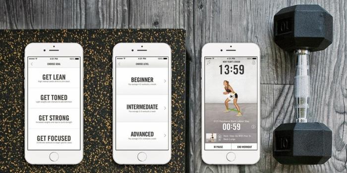 kalorienrechner app nike app zum abnehmen training fit konzentriert und motiviert sein abnehmen und fit sein