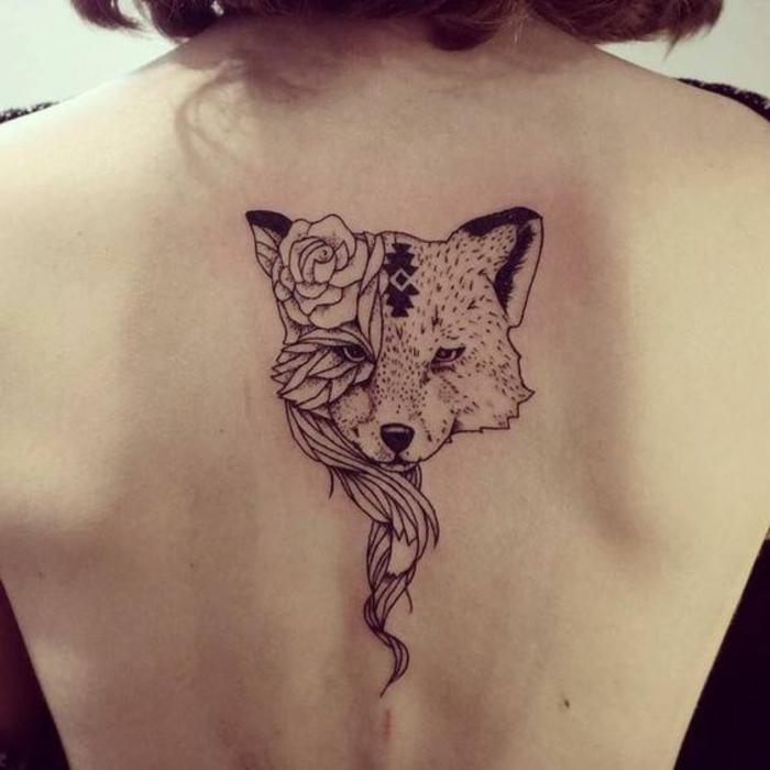 diese idee für einen tattoo wird den frauensehr gut gefallen