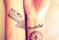 57 coole Tattoos für Paare, die ewige Liebe symbolisieren