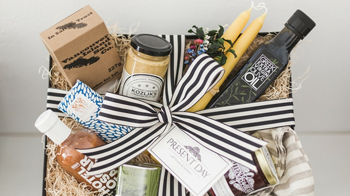 Bastelsachen verkaufen - DIY Geschenkkörbe zusammenstellen, Geschenke und Gutscheine schenken