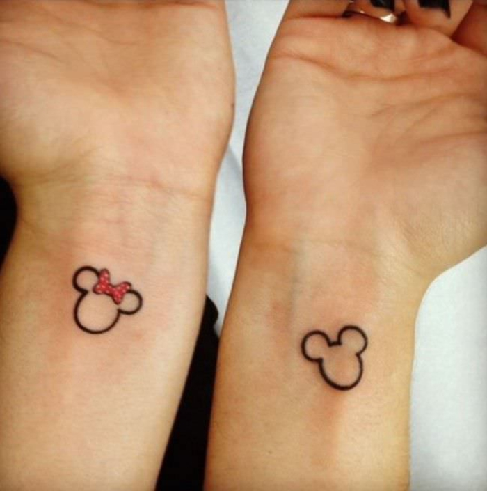 57 cool tattoos for couples that symbolize eternal love