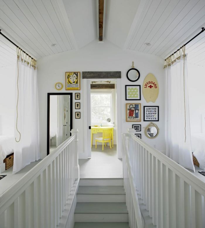 Treppenhaus gestalten wände  ▷ 1001+ Ideen für Treppenhaus dekorieren zum Entnehmen