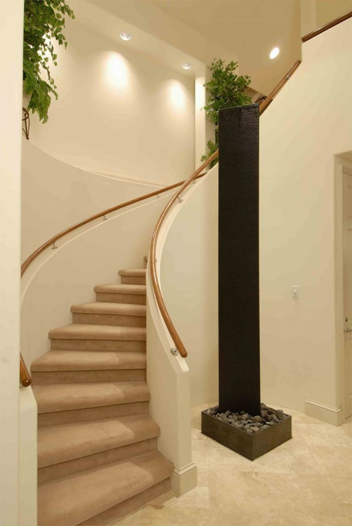 deko ideen treppenhaus interior design und m bel ideen. Black Bedroom Furniture Sets. Home Design Ideas