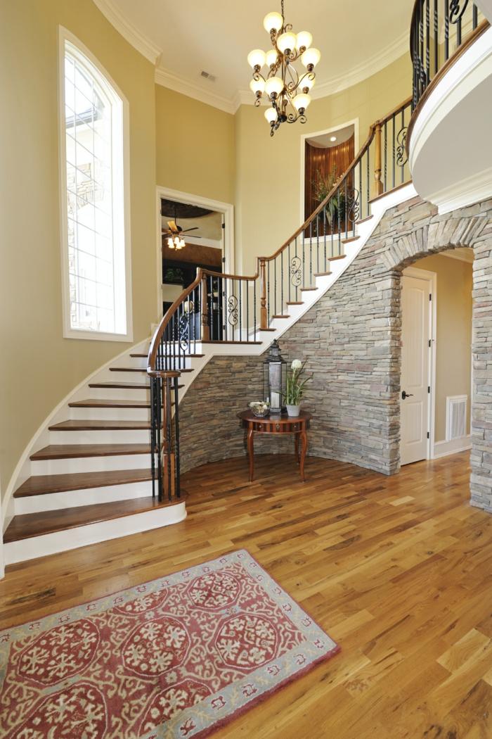 Häufig ▷ 1001+ Ideen für Treppenhaus dekorieren zum Entnehmen IU68