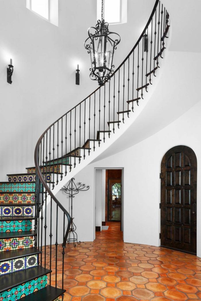 ▷ 1001+ Ideen für Treppenhaus dekorieren zum Entnehmen