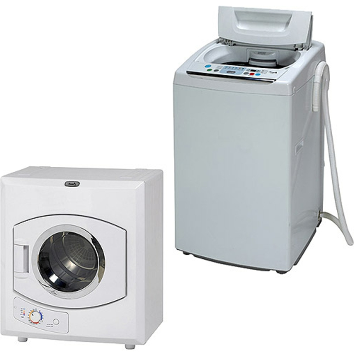 waschmaschine toplader frontlader kleine waschmaschinen zwei maschinen weiß deko technik