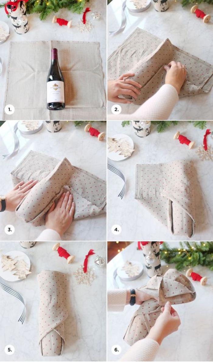 10 kreative ideen wie sie weinflaschen verpacken und. Black Bedroom Furniture Sets. Home Design Ideas