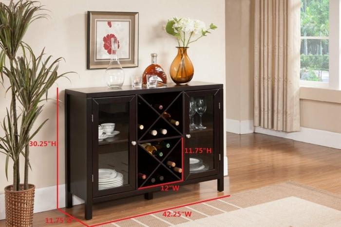 65 ideen f r weinregal selber bauen. Black Bedroom Furniture Sets. Home Design Ideas