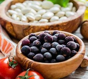 Gesunde Ernährung: Nahrungsmittel und Kräuter zur Verbesserung Ihrer Stimmungslage