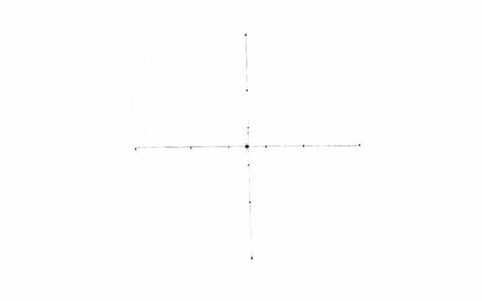 Mandala malen, Kreuz, vertikale Linien, horizontale Linien, Punkte verbinden