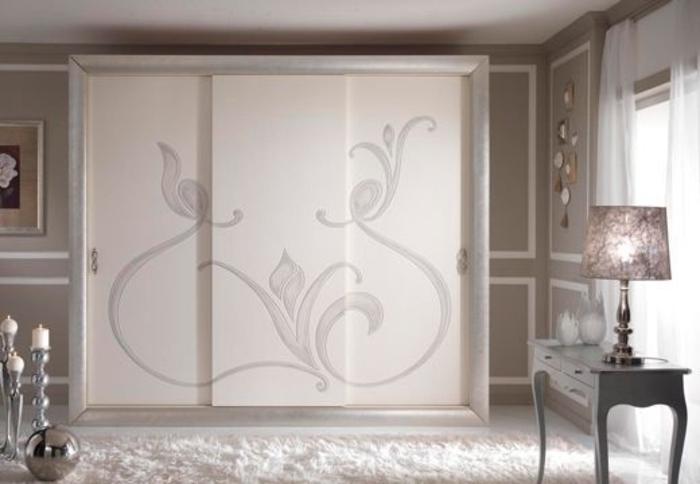 designer schiebetürenschrank Pastel-Farbtöne landhaus luxus gestaltung Wohnzimmer
