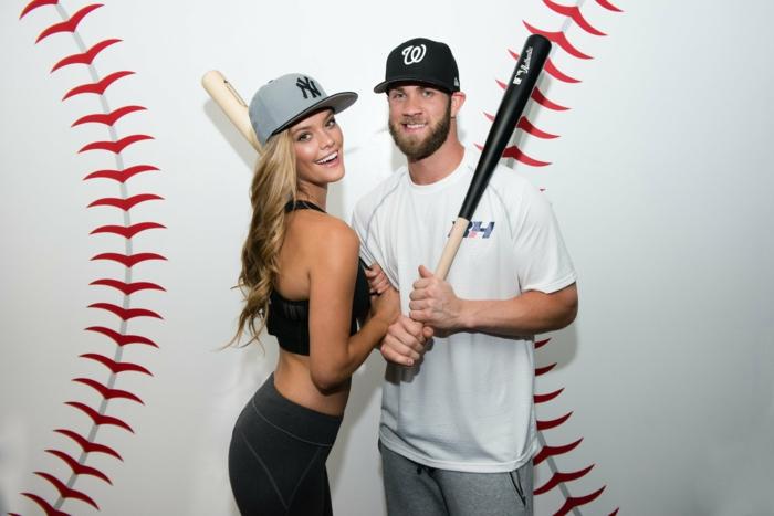 kappen baseballcaps für ihn und für sie fotomodel fitnessmodel trendy accessoires mann und frau sport treiben