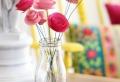 Papierblumen basteln: Diese Blumen bleiben garantiert für immer frisch!
