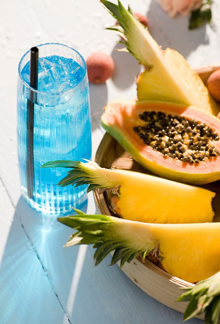 Cocktails selber machen, erfrischendes Sommergetränk, einfache Rezepte
