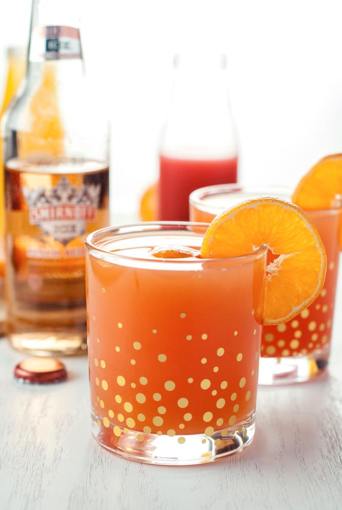 """""""Scewdriver"""" einfach selber machen, Wodka und Orangensaft, coole Rezepte für erfrischende Cocktails"""