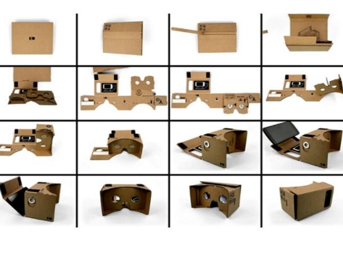 hier zeigen wir ihnen eine tolle anleitung zum thema vr brille selber bauen - virtuelle realität brille aus pappe