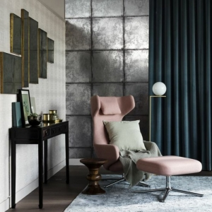 Perlgrau - eine edle Farbe zu jedem Raum