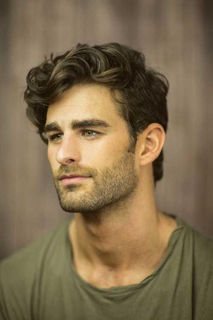 79 Beeindruckende Herrenfrisuren Fur Lockiges Haar