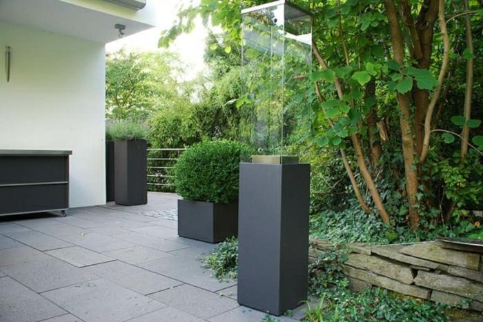 Pflanzkübel - eine Alternative für die Bepflanzung im Innen- und ...