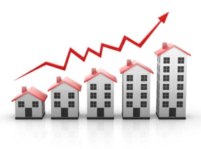Immobilien: steigende Investitionen für die letzten 10 Jahre im ganzen Westeuropa
