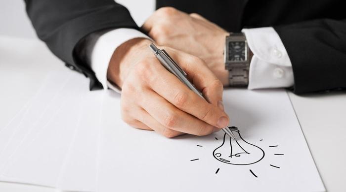 büro, blatt papier, schwarzer anzug, kugelschreiber, mustervorlage, bisinessmann