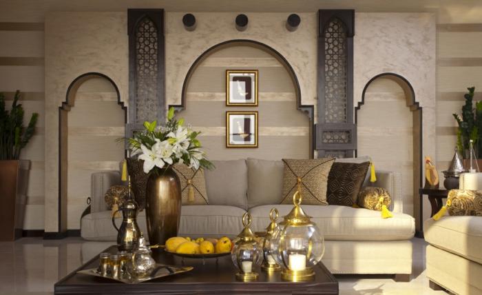 ▷ 130 + Ideen für orientalische Deko - Luxus pur in Ihrer Wohnung