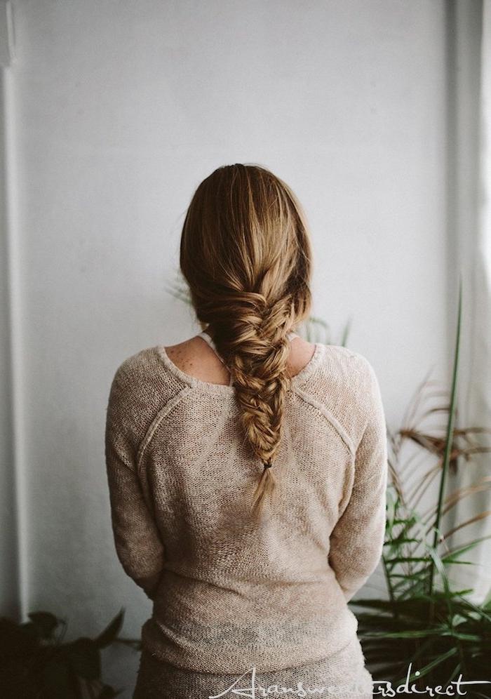 mittelalterliche frisuren geflochten zopf haarfrisuren lange haare blond diy anleitung schritt für schritt