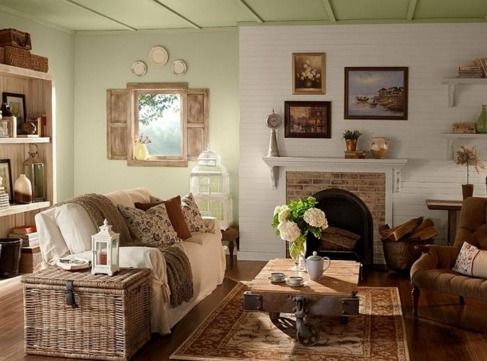 orientalisch einrichten großzügig fülle vielfaltig blumen deko bilder sofa kissen teppich persisch kaffeetasse
