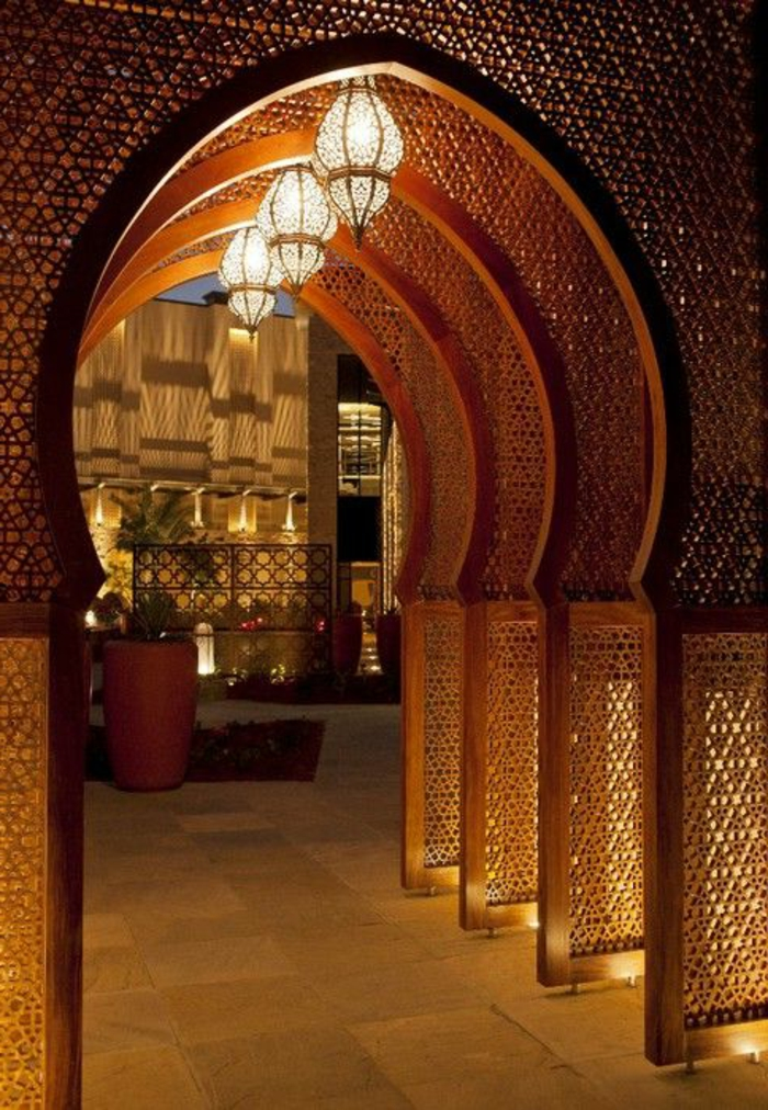 orient möbel dekorative raumteilder oder schmuck für den flur gitterförmige platten marokkanische lampen