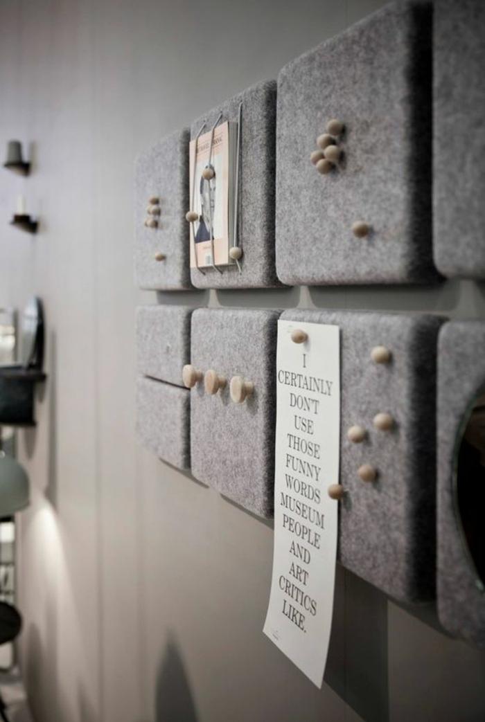 1001 ideen wie sie eine pinnwand selber machen for Pinnwand selber machen stoff