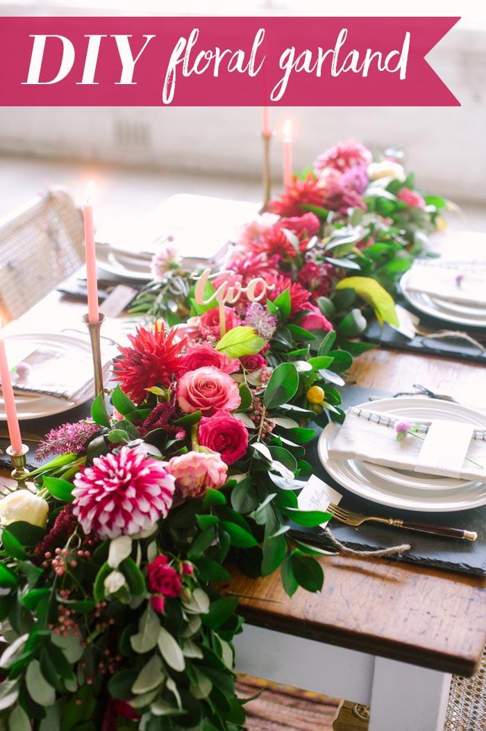 Tischdeko selber machen blumen  ▷ 1001 Ideen, wie Sie eine elegante Tischdeko selber machen